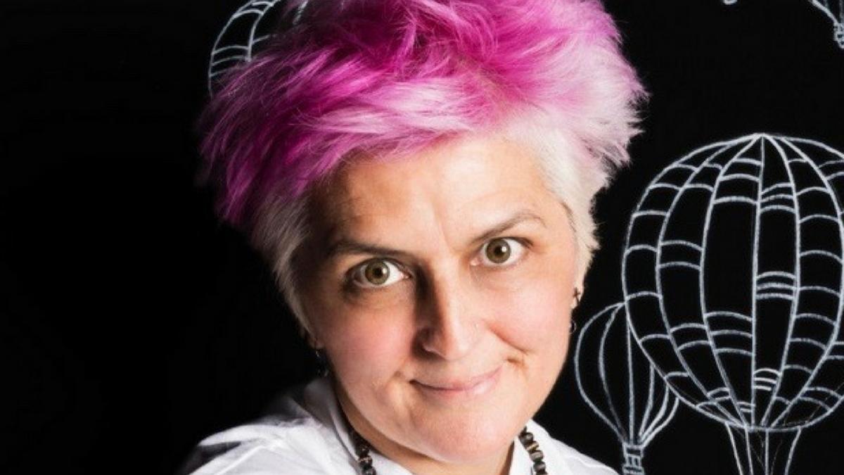 A mente piena: show cooking di Cristina Bowerman